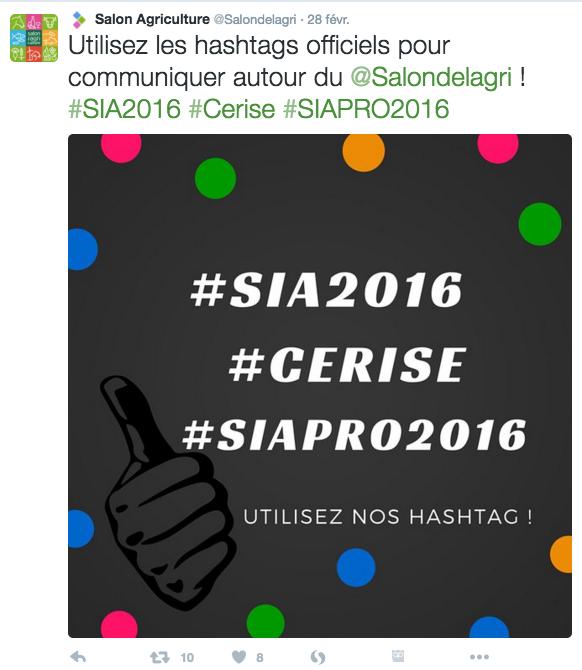 Politiques, Marques et Numérique : Bienvenue au #SIA2016