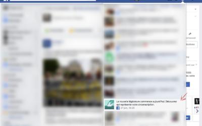 Comment suivre ses élus sur Facebook ?