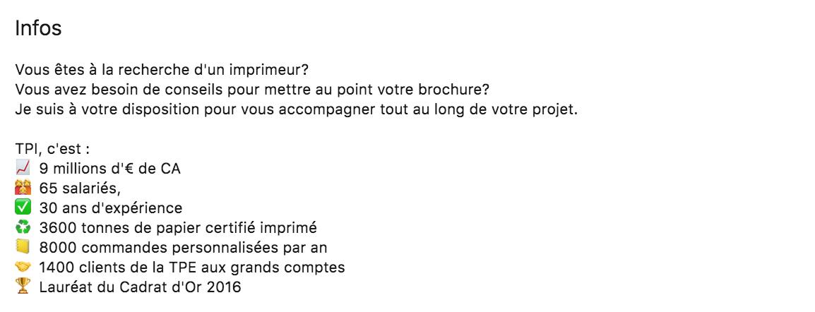 Frédérick Papin Résumé Linkedin