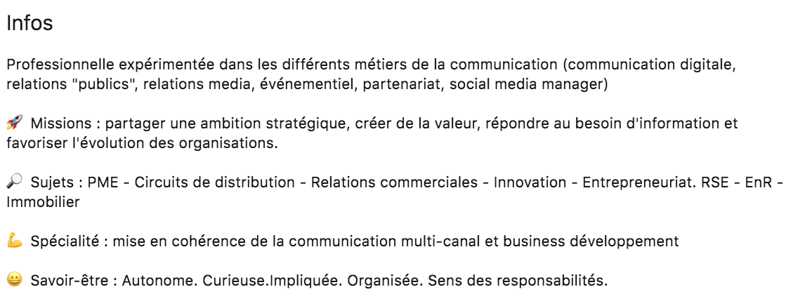 Helene Bedon Rouanet Résumé Linkedin