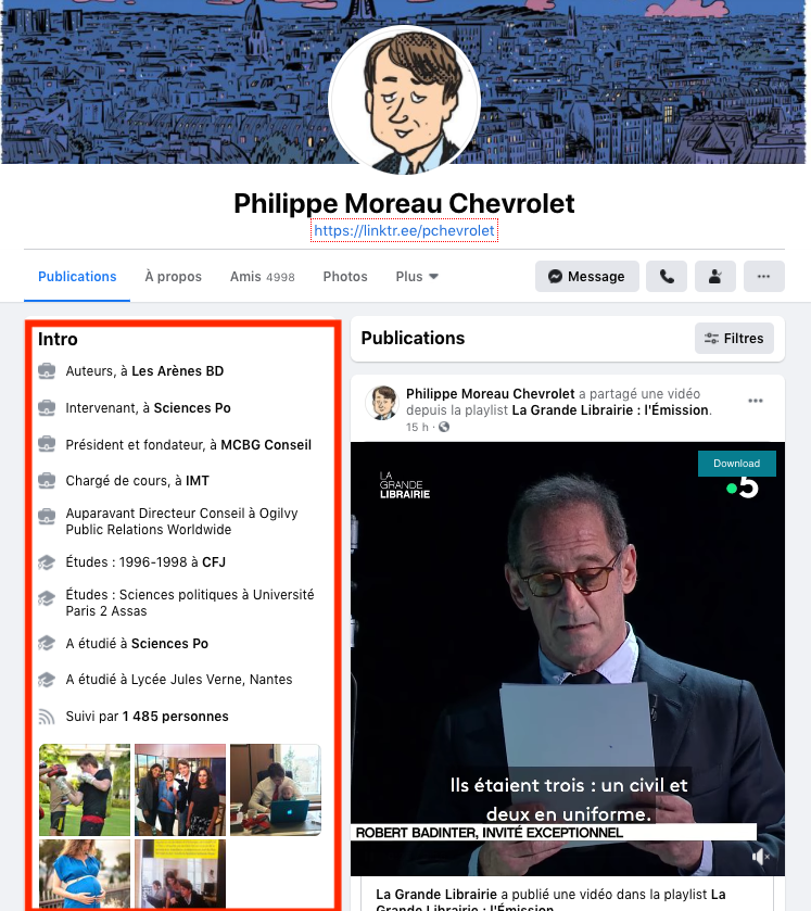 Philippe Moreau Chevrolet Facebook
