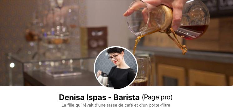 Profil Facebook Denisa Ispas