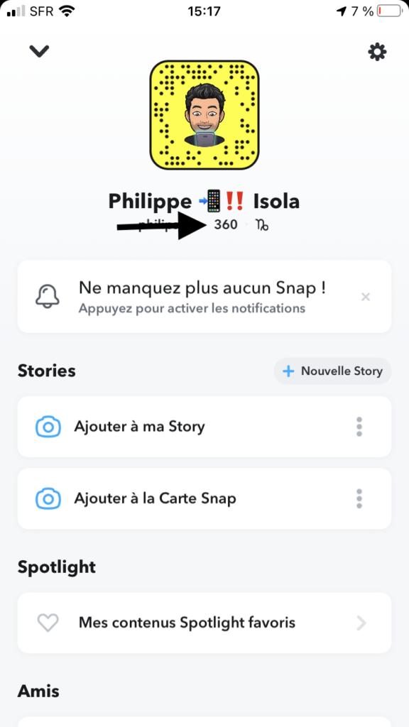 Glossaire-Snapchat-Snap-Score